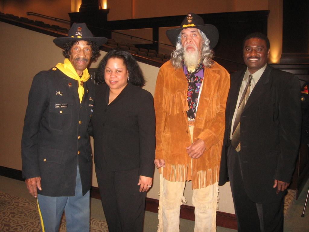 James Madison, Candice Price, Wayne Hubbard