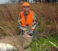 Candice Price First Deer Hunt