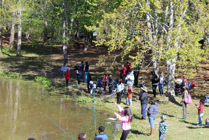 Urban Kids Fishing Derby Atlanta