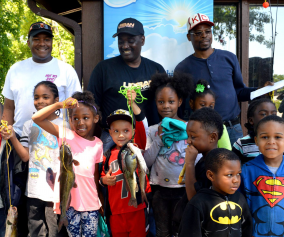 11th Annual Urban Kids Fishing Derby KCK