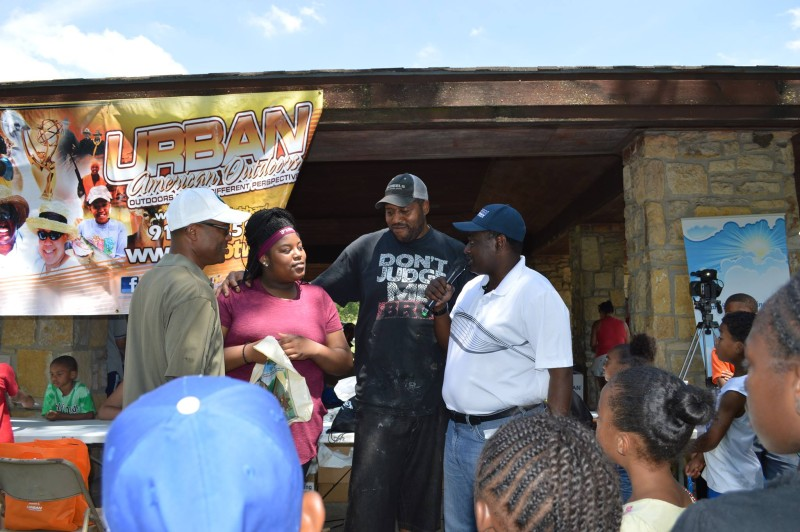 The 11th Annual Urban Kids Fishing Derby KCMO Brought Joy To The Community